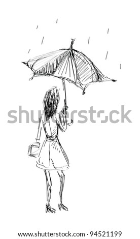 character sketch of the girl in the umbrella man Page 14 of royalty-free (rf) stock image gallery featuring umbrella clipart illustrations and umbrella cartoons.