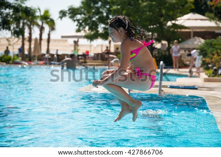 People Walk On Sling Over Water Stock Photo 217766902 Shutterstock