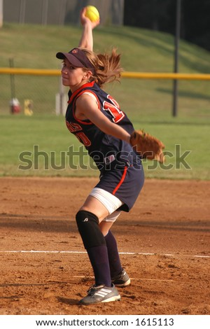 Girls Competitive Pony Nationals Softball