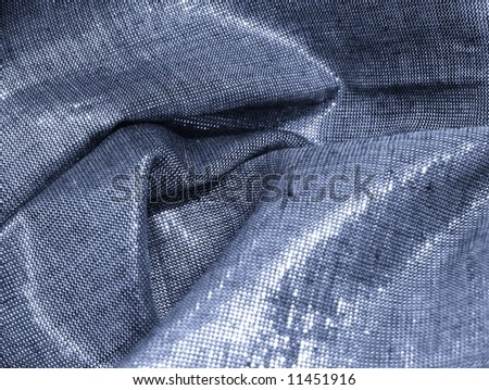 Glamor shimmering background - series - blue. More fabrics available in my port. - stock photo
