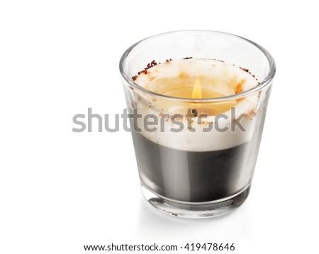 Glass. - stock photo
