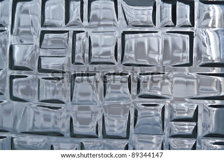 glass background texture