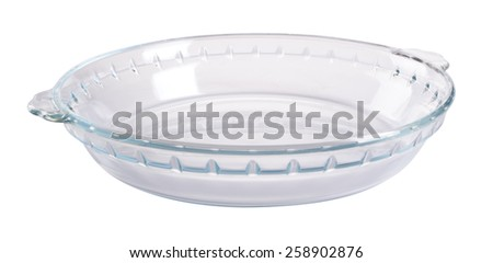 glass bowl. glass bowl on background. glass bowl on a background - stock photo