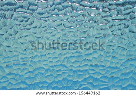 glass texture background - stock photo