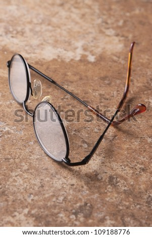 Glasses 1 - stock photo