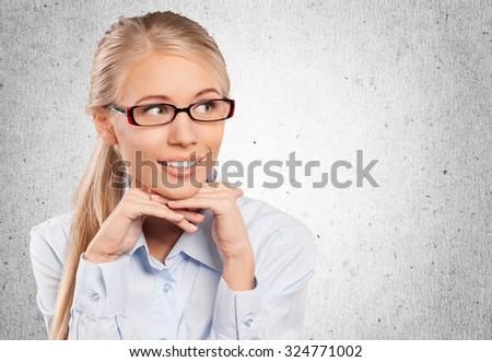 Glasses. - stock photo