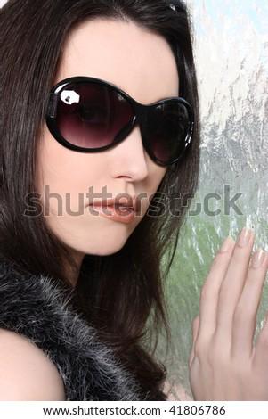 Glasses always look Good - stock photo