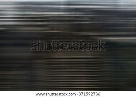 Glitch abstract background of the city - stock photo