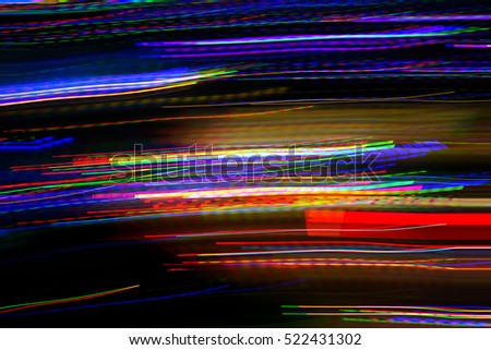 Glitch, Abstract lighting background.