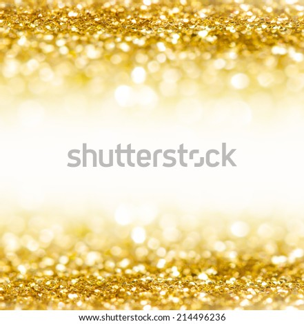 glitter background - stock photo