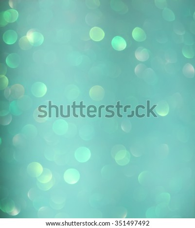 Glitter bokeh abstract background.