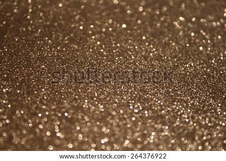 Glitter bokeh abstract light background. Glitter paper texture.  - stock photo