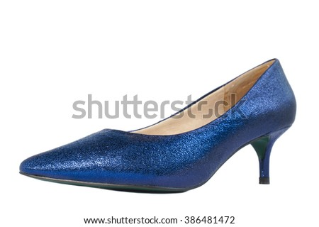 Navy Blue High Heels Stock Photos Royalty-Free Images &amp Vectors