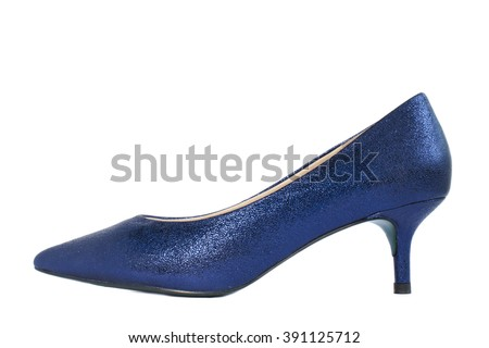 Navy Blue High Heels Stock Photos, Royalty-Free Images & Vectors ...