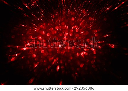 glitter lights background. defocused - stock photo