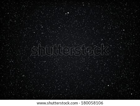 Glittering black background. Twinkling glitter background. - stock photo