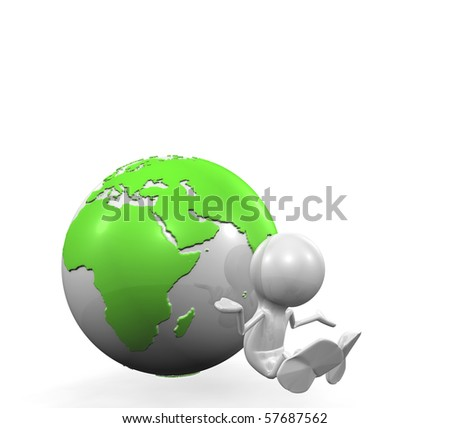 Global Issues - stock photo