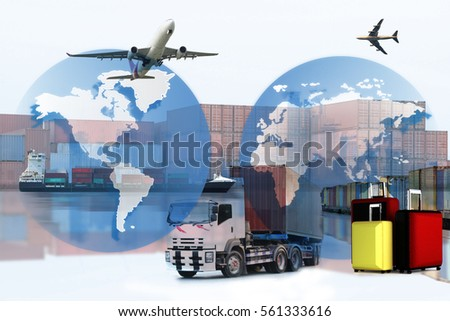 global intermodal freight transportation market About intermodal freight transportationintermodals use different modes of transport to move products from one place to another initially, freight rel.