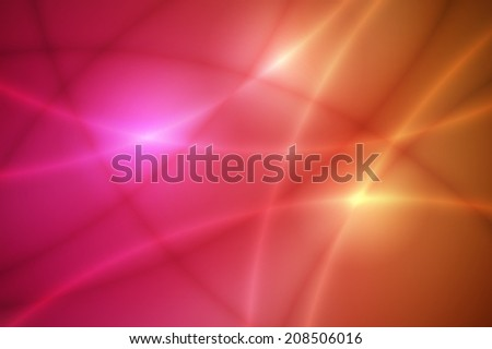 Pink Gradient Abstract Background Copy Space Stock Illustration ...