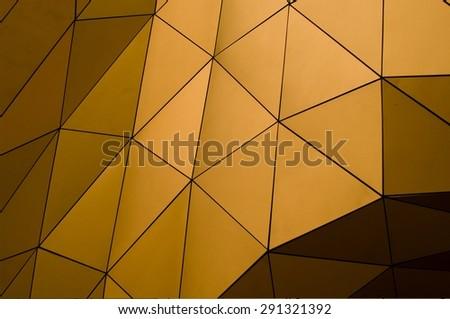 glossy metallic texture - stock photo
