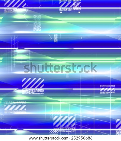 Glowing background, colorful blue, green, white and purple with built in light effect. This modern digital art background is a perfect wallpaper to set your project apart from all others.