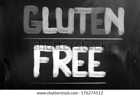 Gluten Free Concept - stock photo