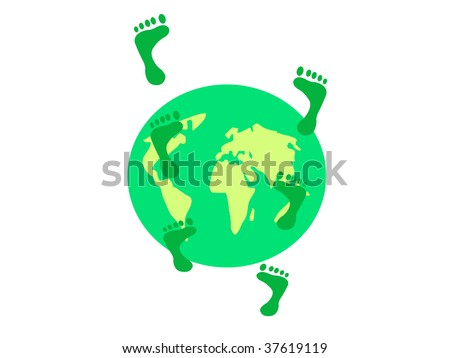 Go Green! - stock photo