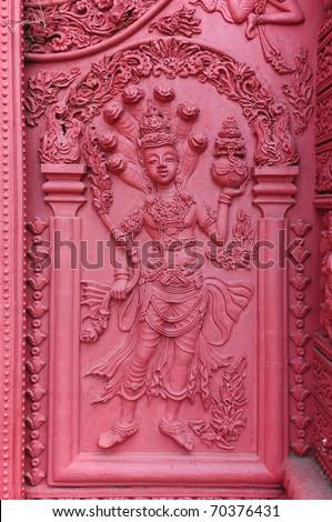god of  Thailand - stock photo