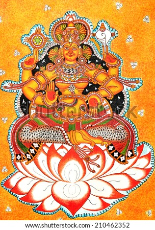 Indian Mural Art Stock Photos Images Amp Pictures
