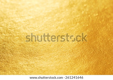 Gold background.  - stock photo