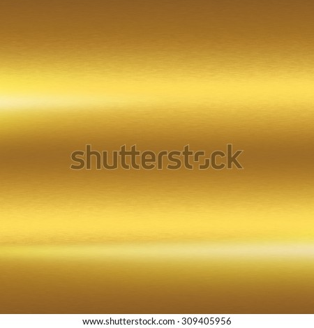 gold background metal texture pattern - stock photo