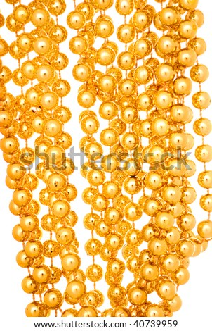 gold beads 1