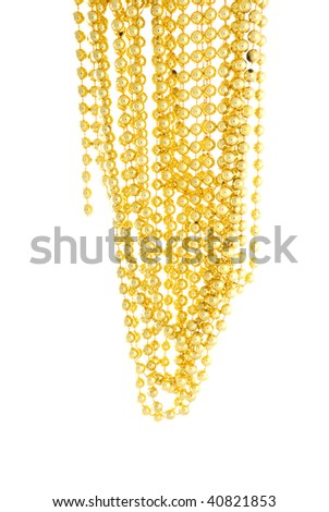 gold beads 5