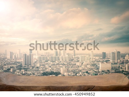 Gold big city concept. Aerial Amazing Beauty Light Hotel Resident Asia Market Town Glow Sun Hope Nature Brown Industry Sepia Capital Backdrop Economy Horizon Night Research Meeting Old Border Abstract - stock photo