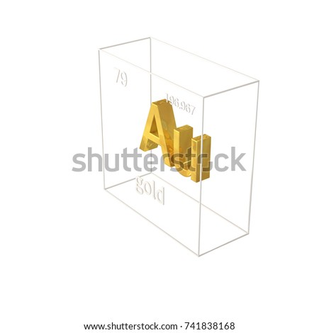 Gold chemical element atomic number atomic stock illustration gold chemical element atomic number and atomic weight chemical element of periodic table urtaz Gallery