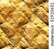 gold grunge background (seamless texture) - stock photo
