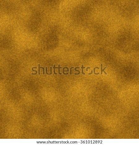 gold metal foil seamless texture - stock photo