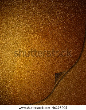 gold metal texture abstract background - stock photo