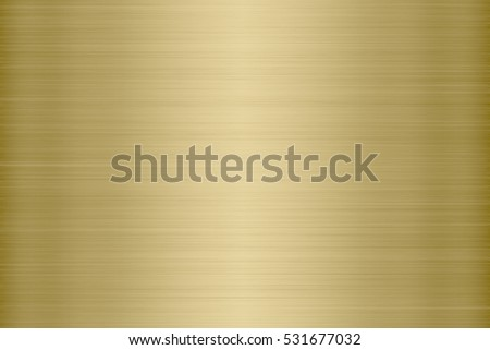 Gold metal texture metal background