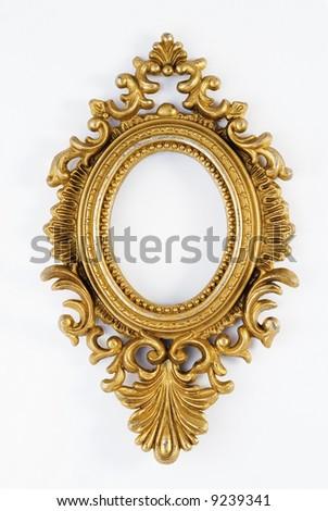 antique oval frame ornate. Wonderful Antique Gold Ornate Oval Frame In Antique Oval Frame Ornate E