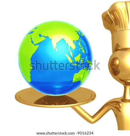 Golden Chef Serving The World