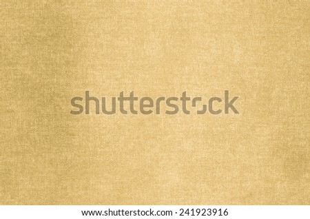 golden empty abstract texture painted on art canvas background - stock photo
