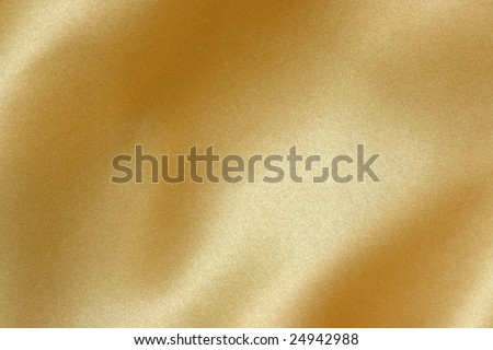 golden fabric can be used as a background