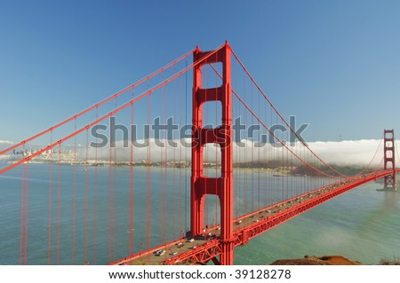 golden gate bridge, san francisco, ca, usa