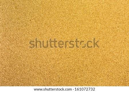 golden glitter background - stock photo