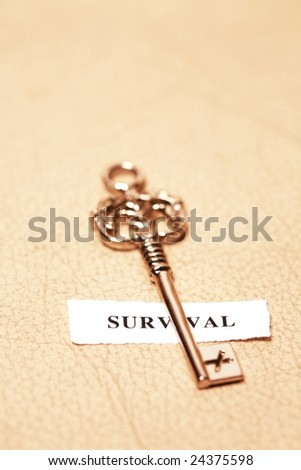 golden key for survival