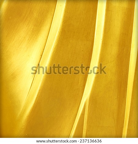 golden layer texture  - stock photo
