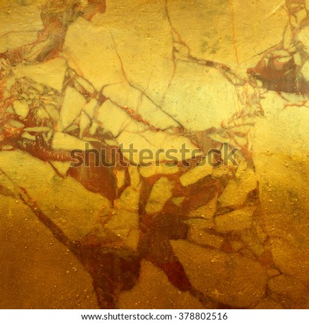 golden marble texture background