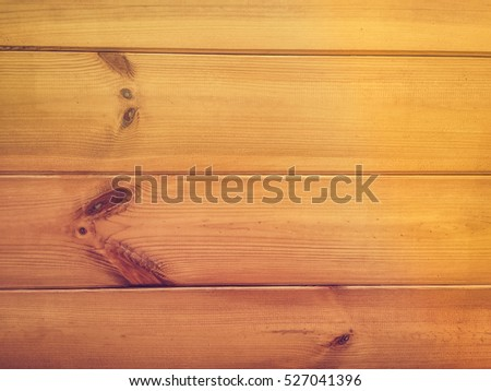 Golden natural wooden abstract background surface