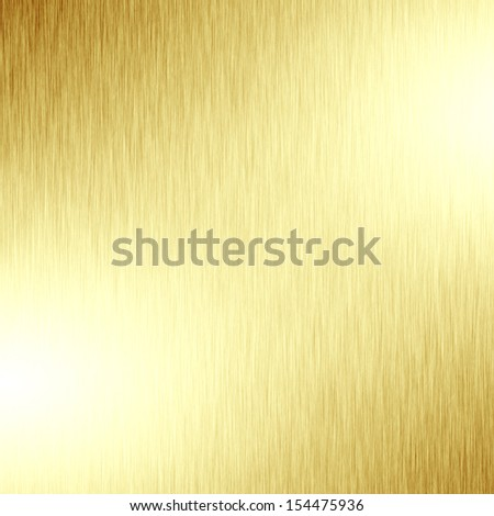 golden panel with some fine grain in it - stock photo